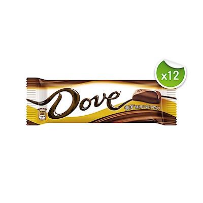 Dove德芙 絲滑牛奶巧克力(43gx12入)