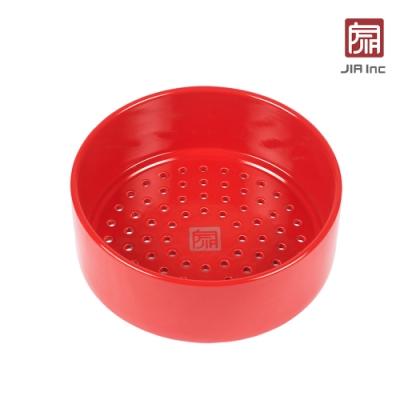 JIA Inc. 品家家品 饗食版蒸籠盤14cm-紅色