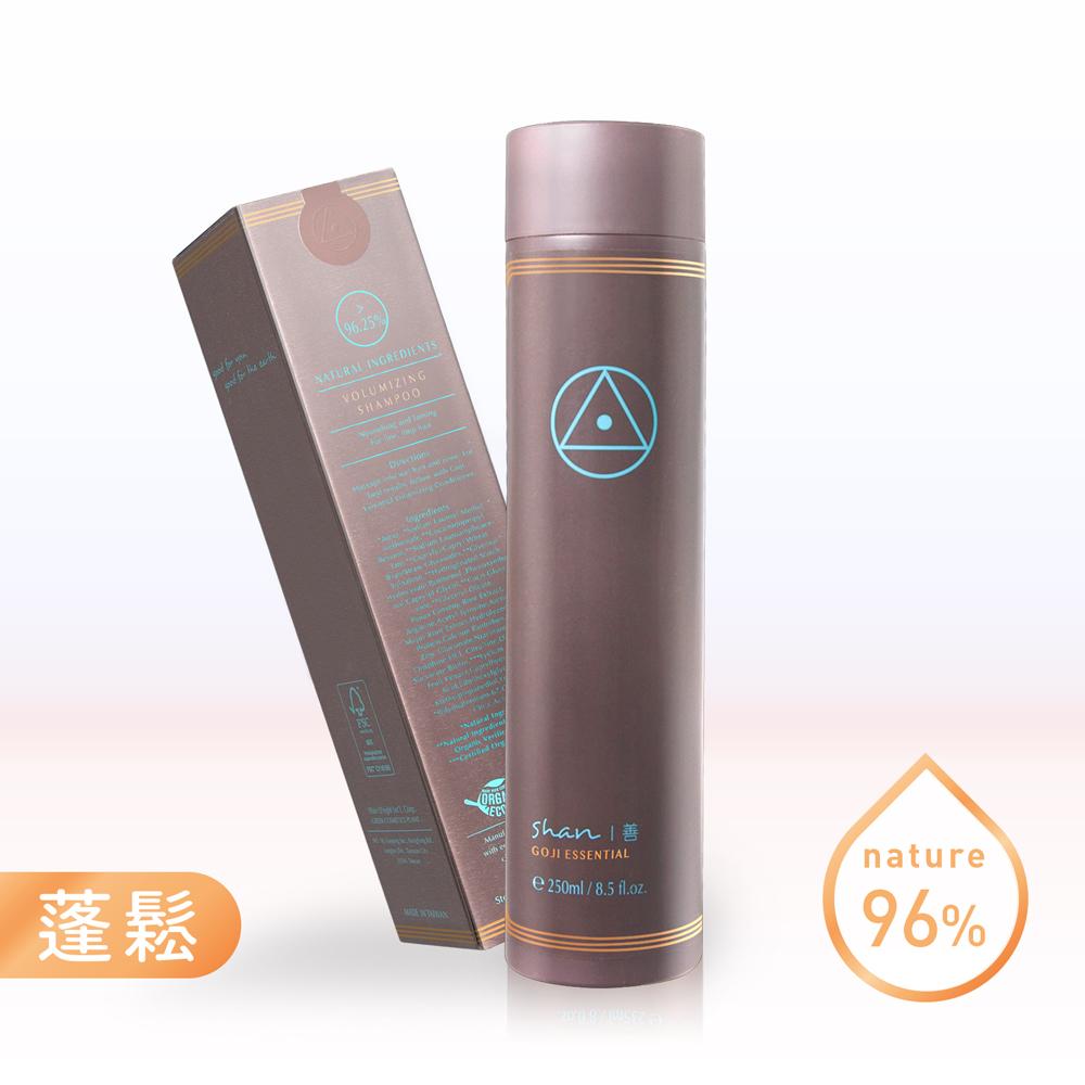 shan善 枸杞萃豐盈洗髮菁250ml