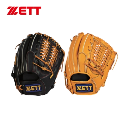 ZETT JR7系列少年專用棒球手套 12吋 野手通用