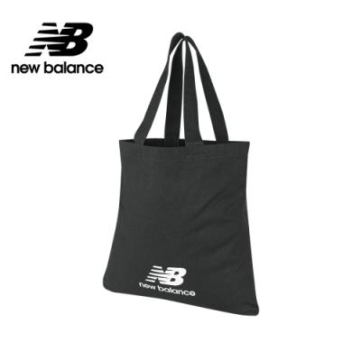 【New Balance】NB 帆布托特包_中性_黑色_BG03079GBKW