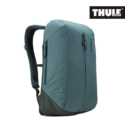 THULE-Vea 17L運動用筆電後背包TVIP-115-深藍綠