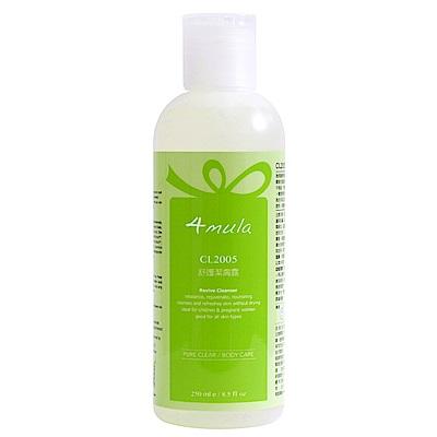 4mula 膚慕蕾 身體清潔系列 舒護潔膚露 (250ml)