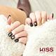 KISS New York-Press&Go頂級光療指甲貼片-洛克菲勒之夜(KPNS25K) product thumbnail 2