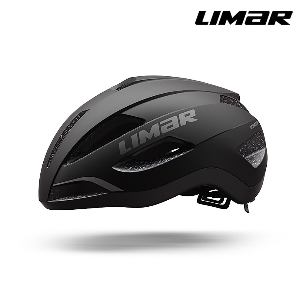 LIMAR 自行車用防護頭盔 AIR MASTER / 消光黑