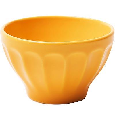 《EXCELSA》直紋餐碗(黃10cm)
