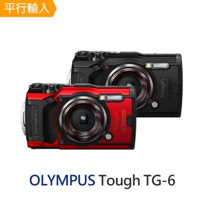 OLYMPUS Tough TG-6 數位相機 平行輸入