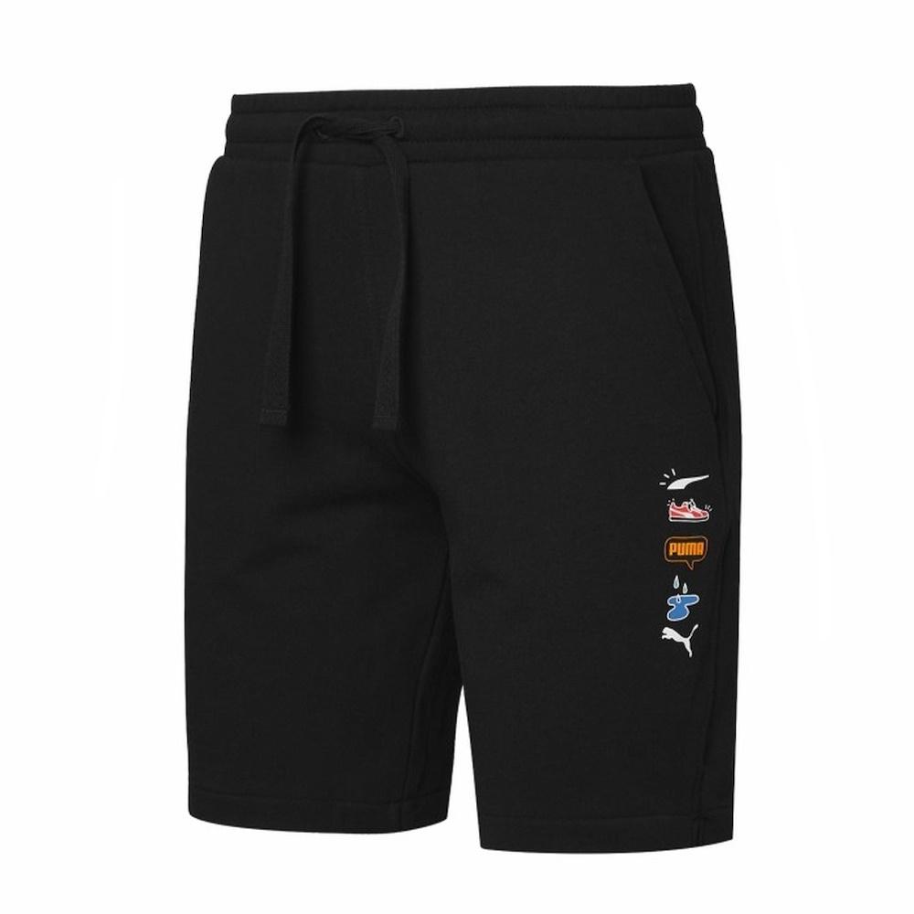 【PUMA官方旗艦】流行系列Awareness短褲 男性 53203601