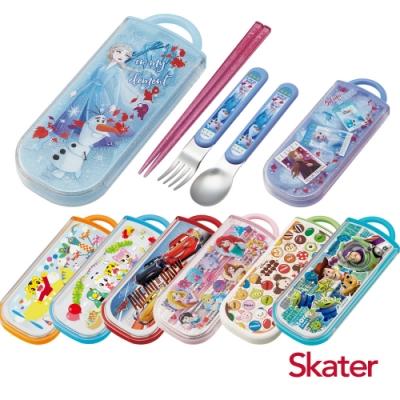 Skater三件式餐具組