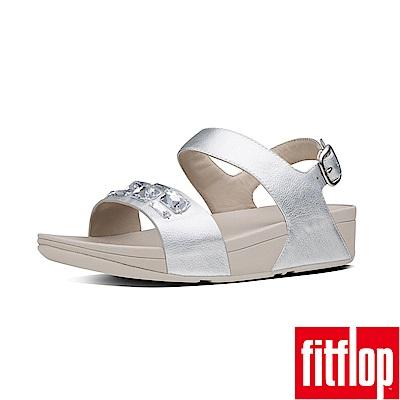 FitFlop SPARKLIE BACK STRAP SANDAL-銀色