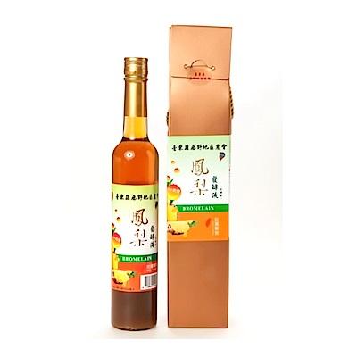 鹿野地區農會 鳳梨發酵液酵素(400ml)