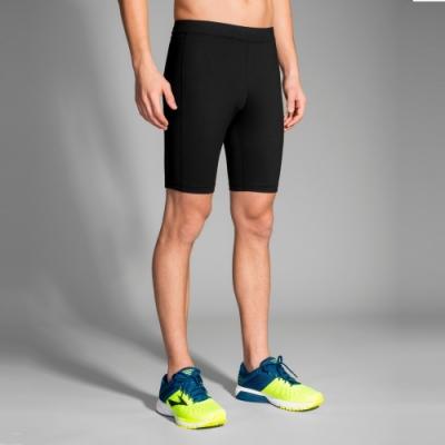 BROOKS 男 GREENLIGHT 9吋運動短褲 黑 (210833001)