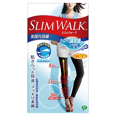 SLIMWALK 美腿襪-清爽感內搭褲