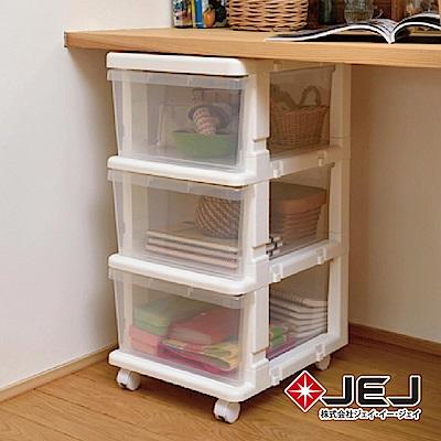 日本JEJ SiiS UNIT系列 組合抽屜櫃 3層