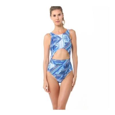 澳洲Sunseeker泳裝water colour系列連身式泳衣1190075SAI