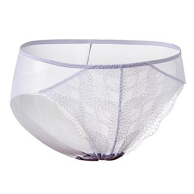 黛安芬-輕塑美型系列低腰內褲 M-EL(羽毛灰)