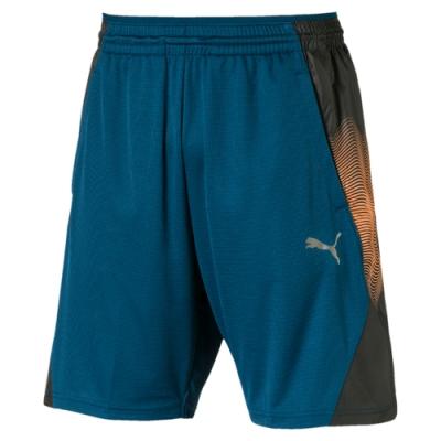 PUMA-男性訓練系列Collective短褲-直布羅陀海藍-歐規