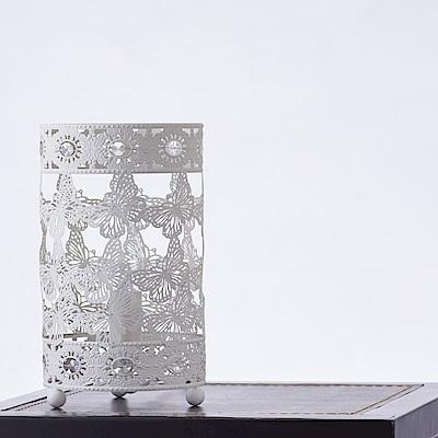 bnatural 典雅樸素米白色蝴蝶桌燈 BNL00007 (開運發財燈)