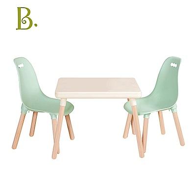 美國【B.Toys】好奇星孵化器-兒童桌椅組