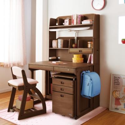 KOIZUMI_Woody兒童成長實木書桌組ODS-500