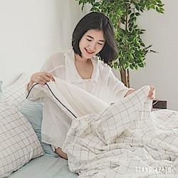 翔仔居家 新疆棉花手工被 夏季被胎 (雙人)