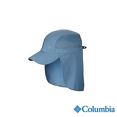 Columbia 哥倫比亞中性-UPF50涼感快排遮陽帽-墨藍UCU95000IB
