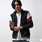 復古拼色運動外套(3色) ZIP日本男裝