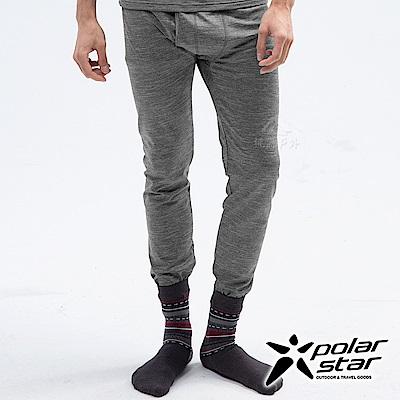 PolarStar 男 遠紅外線保暖褲『灰色』 P18431
