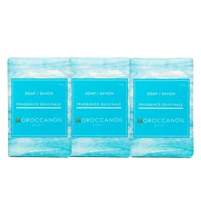 MOROCCANOIL 摩洛哥優油經典香氛沐浴皂 200g (3入)