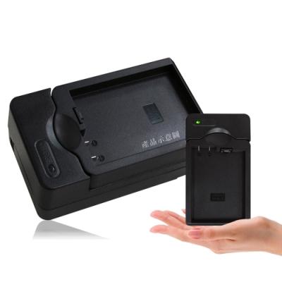 Nikon EN-EL12/EN-EL11/Pentax D-Li78 智慧型方塊充電器
