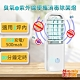 Mavoly 美樂麗 臭氧+UVC紫外線 便攜殺菌燈 C-0386 (1坪內適用/USB充電型) product thumbnail 2