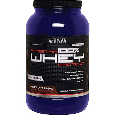 UN Prostar Whey Protein 乳清之星低脂乳清蛋白2磅