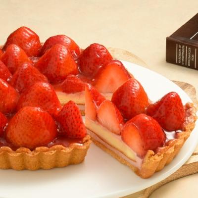 (滿10件)亞尼克派塔 歡樂鮮莓6吋