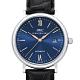 IWC 萬國錶 Portofino柏濤菲諾經典皮帶腕錶(IW356523)x藍面x40mm product thumbnail 1