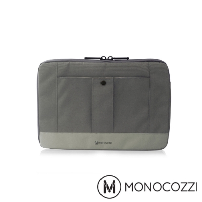 MONOCOZZI Gritty 保護內袋 for Macbook Air 11吋-深灰