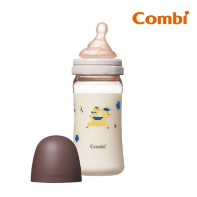 【Combi】真實含乳寬口PPSU奶瓶240ml