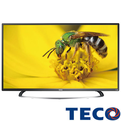 「尾牙採購」福利品-TECO東元 55吋 LED液晶顯示器+視訊盒 TL55A1TRE