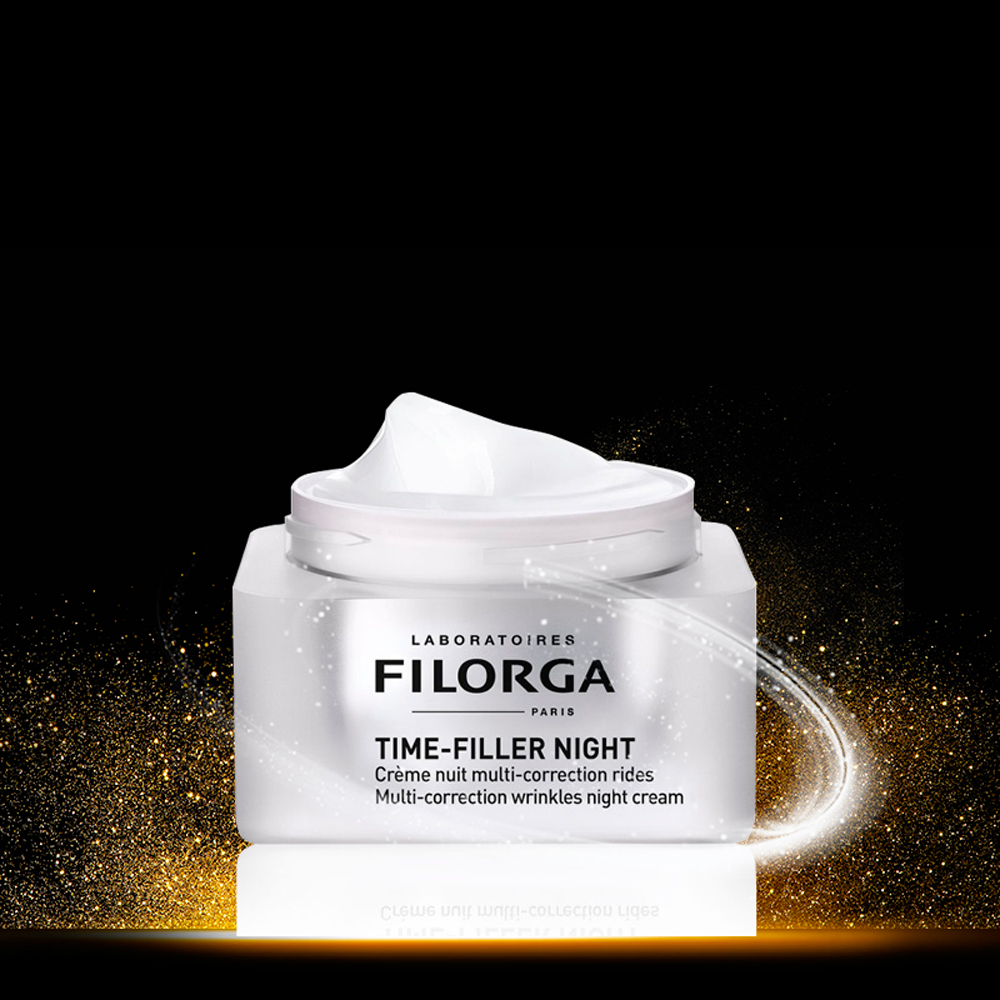 FILORGA菲洛嘉 全效撫紋晚霜 TIME-FILLER NIGHT 50ml product image 1