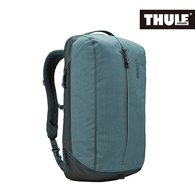 THULE-Vea 21L運動用筆電後背包TVIH-116-深藍綠