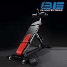 BE-F2704 可調式下斜腹肌重量訓練椅