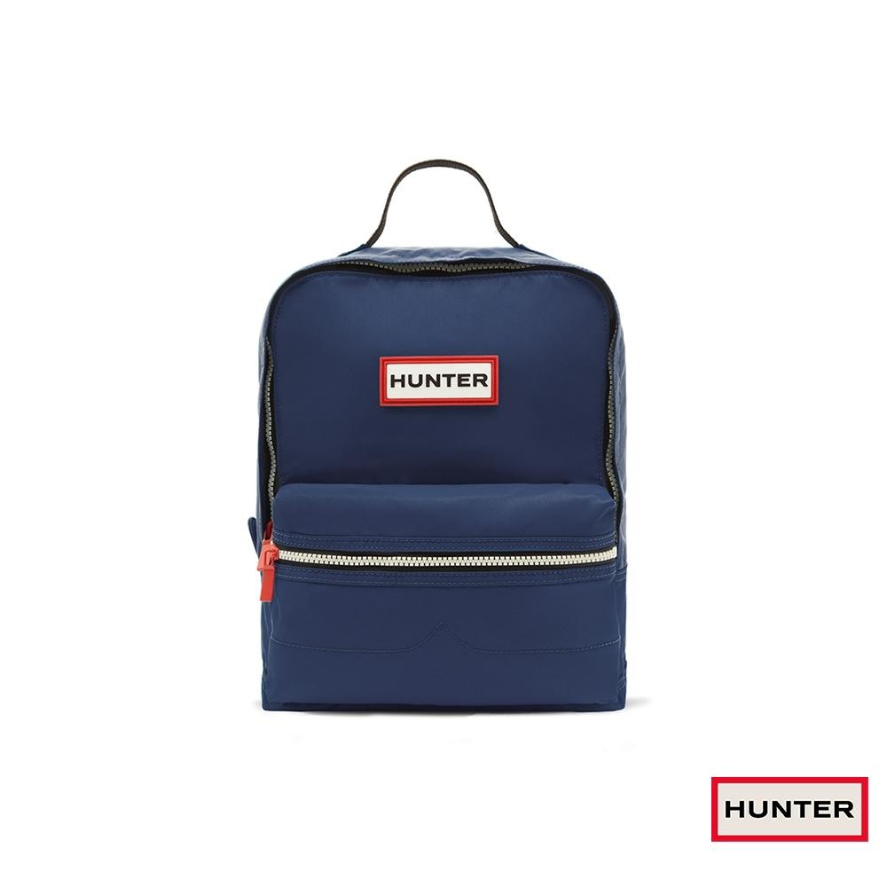 HUNTER - 兒童經典後背包 - 靛藍色