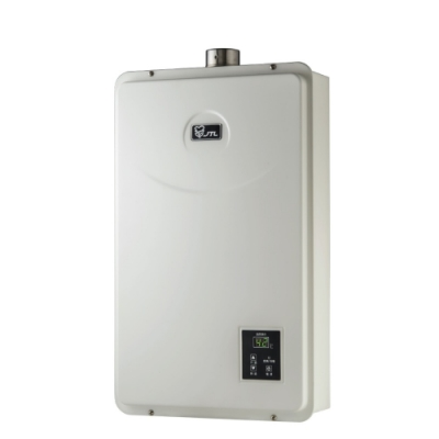 (全省安裝)喜特麗16公升強制排氣數位恆溫(與JT-H1632/JT-H1635同款)熱水器桶裝瓦斯JT-H1622_LPG