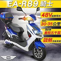 【e路通】EA-R89 騎士 48V鉛酸 500W LED大燈 液晶儀表 電動車