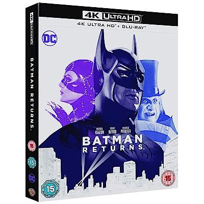 蝙蝠俠2 大顯神威  4K UHD + BD 雙碟限定版