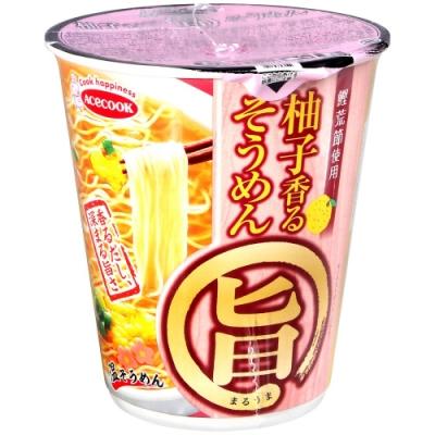 旨味杯麵 柚子風味素麵(48g)