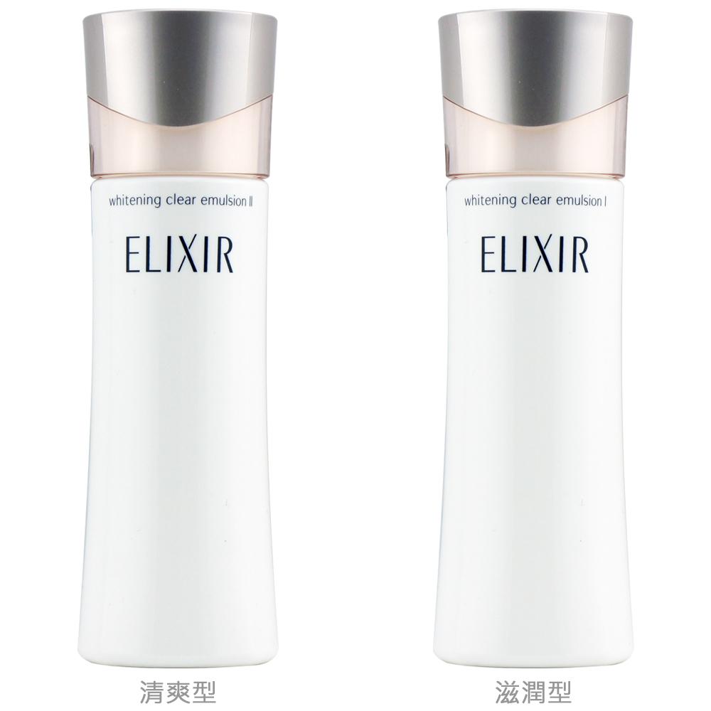 SHISEIDO資生堂 怡麗絲爾淨白柔膚乳130ml+美透白潔膚皂W7ml