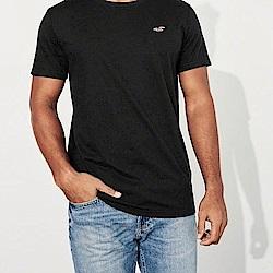 Hollister HCO  短袖 T恤 黑色 0857