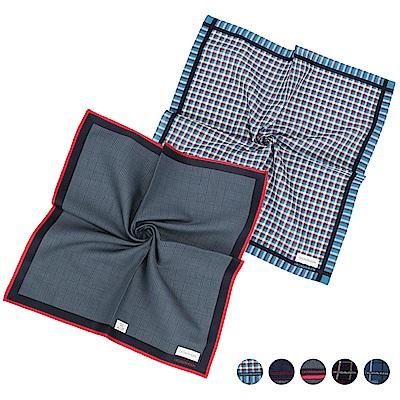 [時時樂限定]Calvin Klein CK精選純綿手帕/帕巾-共5款(原價4折)