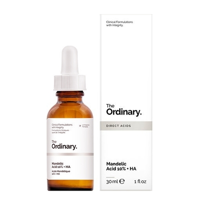 The Ordinary 杏仁酸 10% Mandelic Acid 10% + HA 30ml