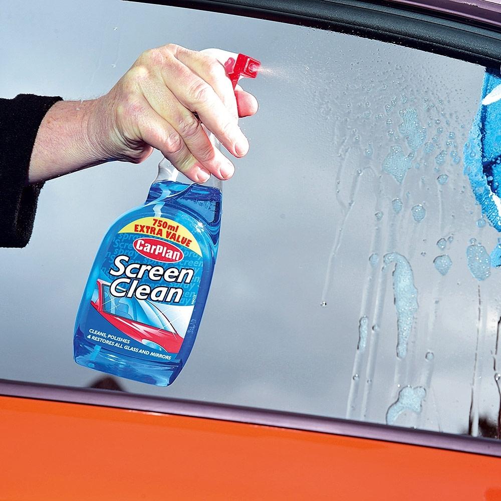 CarPlan卡派爾 強效玻璃清潔劑